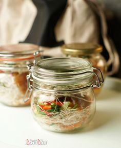 dżemdżus: Domowa zupka błyskawiczna wg Rachel Khoo
