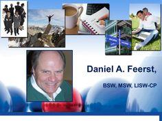 Daniel Feerst - Professional Author Supervisor Training, Crisis Intervention, Program Management, University Of Maryland, Drug Free, Health Center, Continuing Education, Blog Writing