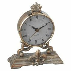 Beauville Table Clock