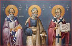 Mihail Alivizakis – icoana Byzantine Icons, Byzantine Art, File Image, Art Icon, Orthodox Icons, Close Image, Ikon, Christianity, Saints