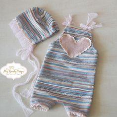 Newborn Adele set-newborn clothes-newborn romper