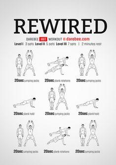 Rewired Workout