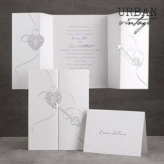 Unlocking Love - I <3 this invitation.  MY FAVORITE