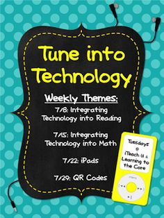 Ms. Fifth Grade: Tune into Technology - QR Codes!