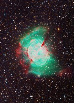 ✯ Dumbbell Nebula ✯
