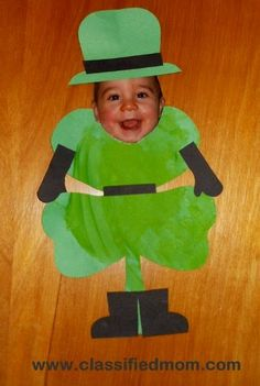 Ilderton Parents Resource Our Favourite St Patricks Day Crafts ...