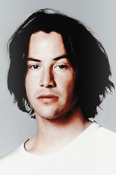 WHY DO WE LOVE KEANU? Because he's been successfully pulling off the handsomely rumpled look for years. (chicfoo) keanu