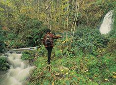 Cascada del Nonaya, Salas