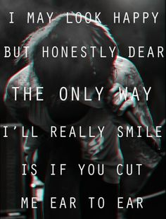 Chelsea Smile- Bring Me The Horizon