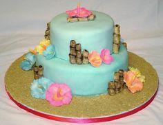 A Sweet Cake » luau