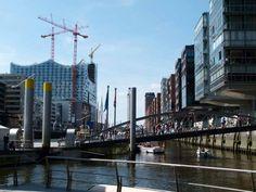 Malreise Hamburg – unser erster Tag in der Hafencity | Hamburger Hafencity (c) Frank Koebsch