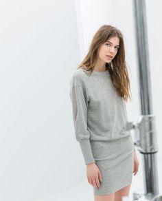 Image 1 de ROBE SWEAT de Zara