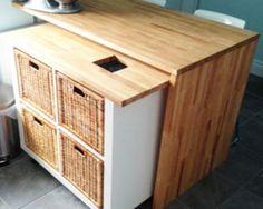 Кухонный гарнитур своими руками22