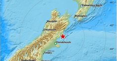 Families warned to flee New Zealand coast 'immediately' over tsunami sparked by 7.8-magnitude earthquake