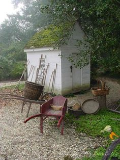 Great shed....