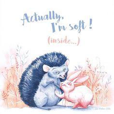 Hedgehog Has An Epiphany