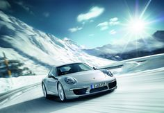 Drive in style to your skiing destination!