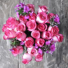 The Bouqs Volcano Collection 'Desperado' Deluxe Flower Bouquet - Overstock™ Shopping - Great Deals on Rose Bouquets