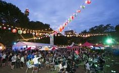 sydney festival chill out area 2014 - Google Search