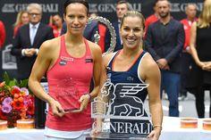WTA Linz: Cibulková si vybojovala siedmy titul a miestenku na MS