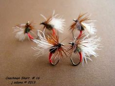 FlyTyingForum.com - Coachman Short #16