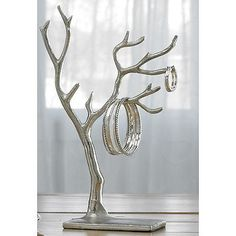 St. Croix Trading A1156 Kindwer Multi Branch Tree of Life Jewelry Holder