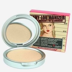 Revolt Nation: The Balm Mary Lou-Manizer is coming to SA! Eeek!