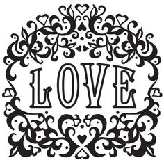 Jonathan Adler WallPops WPK0194 Love Kit  Flock Wall Applique -- Check out the image by visiting the link.Note:It is affiliate link to Amazon.
