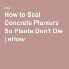 Concrete planters are both sturdy and attractive. Some cements are high in alkaline, which leaches into the soil and may stunt the growth of plants. Hypertufa planters have high alkaline levels due to the use of Portland cement. Concrete Yard, Diy Concrete Planters, Concrete Leaves, Concrete Cement, Concrete Crafts, Concrete Projects, Concrete Design, Diy Planters, Diy Concrete Mold