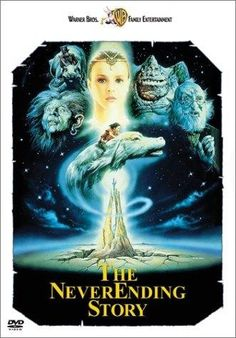 The NeverEnding Story (1984) - Why don't movies like this seem to exist anymore? BE STRONG, ATREYU.
