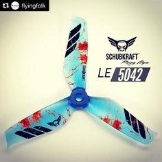 SCHUBKRAFT 5042x3 | Wings SPECIAL EDITION Pre-Order now! Very limited! @ flyingfolk.com #schubkraft #fpv #fpvracing #silk #lumenier #quadlife #quad #race #racing #kiss #blhelis #fatshark #quaddiction #dronesque #airvuz #multirotor #multigp #tbs #addicted #propeller #drone #droneracing #flyingfolk #blhelis #drones #dshot #hq #props - http://ift.tt/2euDRWt