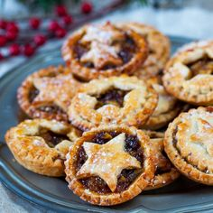 Pinning for inspiration Sugar Free Recipes, Almond Recipes, Paleo Recipes, New Recipes, Recipies, Gluten Free Mince Pies, Gluten Free Deserts, Fruit Mince Pies, Vanilla Fruit