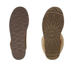 Ugg Classic Luxe semelle Ugg Australia, Ideas Para, Uggs, Flip Flops, 3d, Sandals, Shoes, Design, Leather