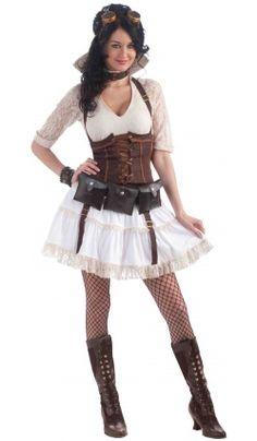 Costume Steampunk Sally