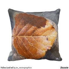 Fallen Leaf mf Pillows #falenleaf #pillow