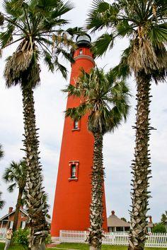 Ponce De Leon Lighthouse by Mark Coffman,