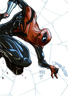 Superior Spiderman by Chris Imber & Chris Jenkins