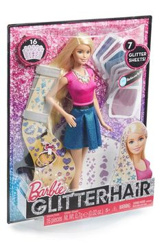 Mattel 'Barbie® - Glitter Hair' Doll available at #Nordstrom