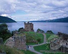 Lake Loch Ness, Scotland