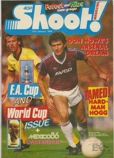 West Ham penalty king Ray Stewart scored five goals in the final third of the 1985-86 season, which saw an incredible run of 12 wins from 14 games for the title-chasing Hammers