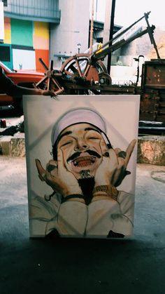 Post Malone art.
