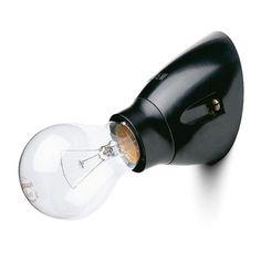 Fotlamphållare från Byggfabriken