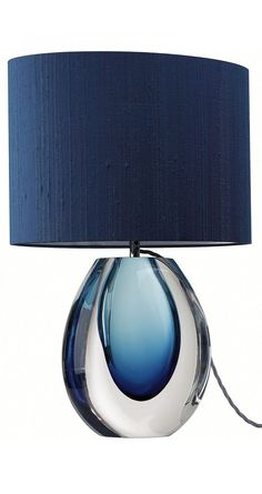 trendy Ideas for living room modern blue lamps Table Lamp Design, Blue Lamp, Table Lamp, Lamps Living Room, Modern Room, Blue Table, Blue Table Lamp, Teal Lamp, Instyle Decor