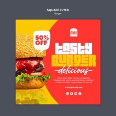 Food Poster Design, Food Design, Flyer Template, Food Template, Lorem Ipsum, Projects To Try, Templates, Caption, Beverage
