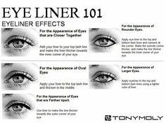 Eyeliner Effects