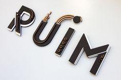 3D Logo Ruim on Behance