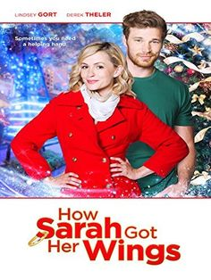 how sarah got her wings ion tv | Amazon.com: How Sarah Got Her Wings: Lindsey Gort, Derek Theler ...