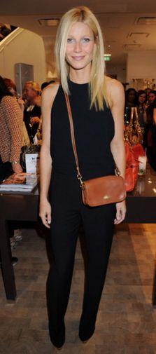 Gwyneth in black
