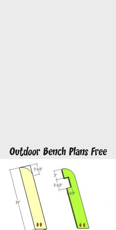 Check out how to build a wood park bench using my free and step by step plans! This outdoor bench has an elegant look and you can learn how to build it at myoutdoorplans.com #diy #bench #diywoodbenchSeat #diywoodbenchOutdoor #diywoodbenchWithStorage #diywoodbenchWithMetalLegs #diywoodbenchIndoor Garden Bench Plans, Diy Wood Bench, Diy Swing, Wood Putty, Outdoor Furniture Plans, Bench With Storage, Woodworking Projects Diy, How To Plan, Park