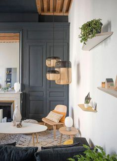 Home sweet home, place sathonay Marion LANOË Decoration Inspiration, Interior Inspiration, Sweet Home, Home Renovation, Home Remodeling, Living Room Colors, Home And Deco, Decorating Your Home, Home Furniture